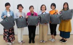 手軽なコンポストバッグを使って楽しくごみの減量に取り組む