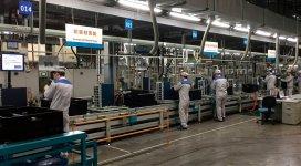 中国の工場には海外シフトの圧力が高まる
