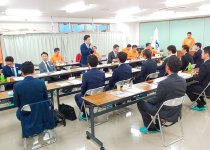 吉川委員長も参加した2019年度単会交流事業の様子