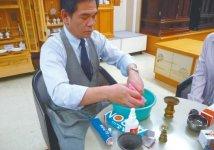 吉本共栄堂は仏具のお手入れ方法を紹介