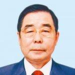 一般財団法人 日本産業協会 会長 森田富治郎