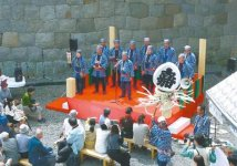 徳川子孫の忠誠を一致団結で再確認