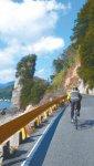 絶景が楽しめるサザンセトのコースはサイクリストの評価も高い