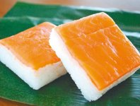 黒部米を使用した伝統の銘品「植万のます寿司」