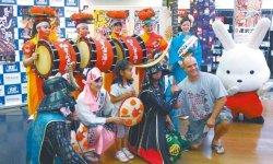 東北の祭りも紹介し注目を集めた