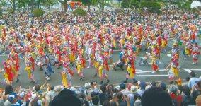 2日間で26万人が東北の祭りを堪能した