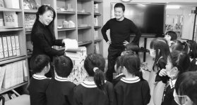 近隣幼稚園など地域とのつながりを大切に多岐にわたる事業を展開