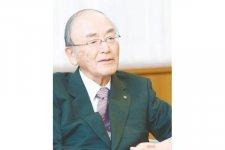 三村 明夫(みむら あきお)日本商工会議所会頭 東京商工会議所会頭 1940年群馬県生まれ。63年東京大学経済学部を卒業後、富士製鐵に入社。97年新日本製鐵常務取締役、2003年社長、08年会長を経て、13年より新日鐡住金名誉会長。13年に日商会頭、東商会頭に就任、16年11月再任。
