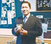 加藤商店代表取締役の加藤さん