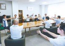 三島商工会議所での講習会の模様