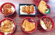 六つの産地のソースかつ丼