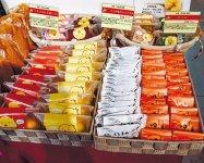 焼ドーナツほか釧路の人気菓子