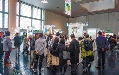 京都知恵産業フェアには2日間で2万4711人が来場