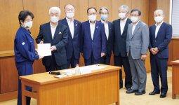 県内7商工会議所で吉村知事に要望