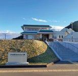 2020(令和2)年5月オープンのいわき震災伝承未来館。震災の記憶や教訓を風化させず後世へと伝えていくことを目的とした施設