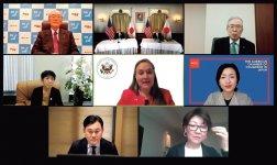 参加者がさまざまな取り組みを紹介(写真提供:米国大使館)