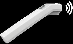 非接触型体温計「クイック」 側面