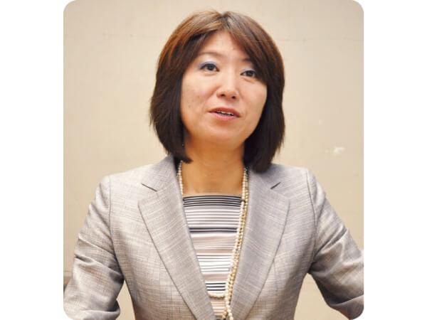 株式会社クリフ 代表取締役 石山 純恵