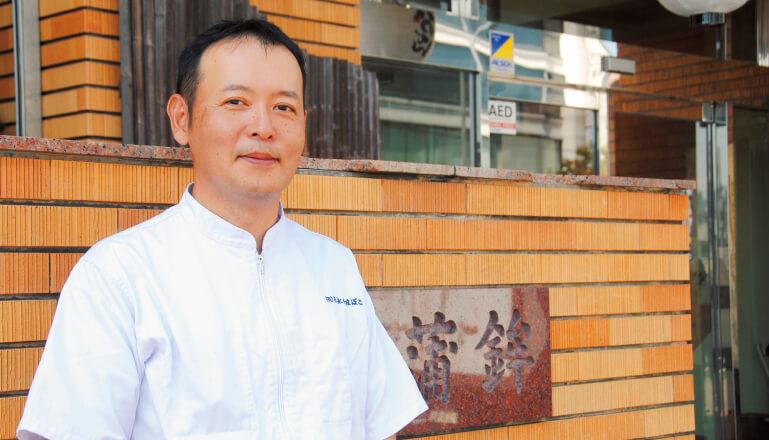 「『長崎といえばかんぼこ』と他県の人に認識してもらいたい。現在の手応えはツーベースヒットってところですね」と語る杉永清悟さん