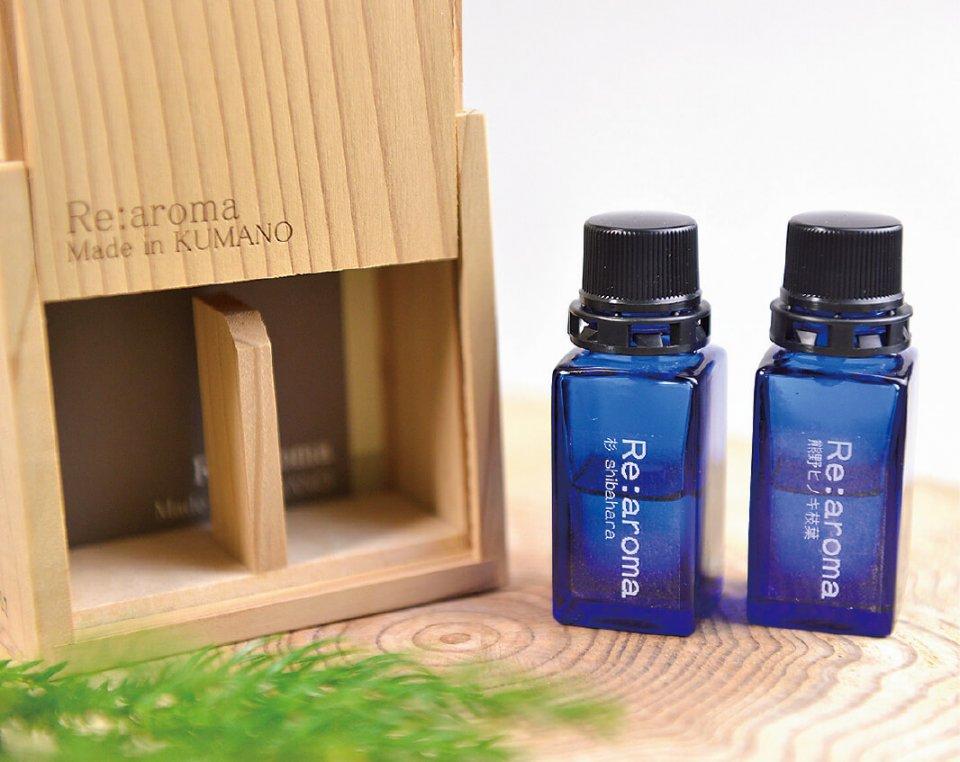 新宮の「故郷の香り」セットは木箱入り