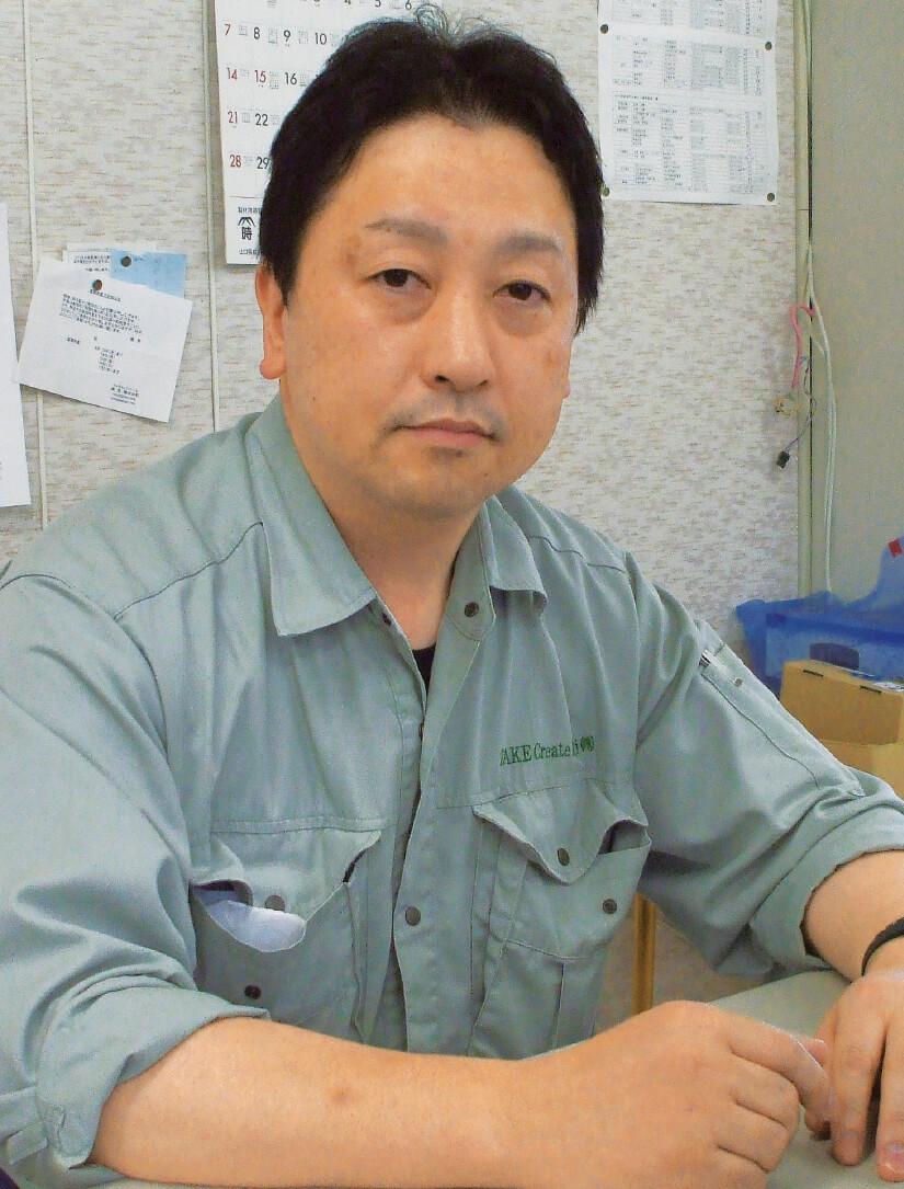 「難題を与えられたからこそ高度な技術が蓄積できた」と話す工場長の木村隆則さん