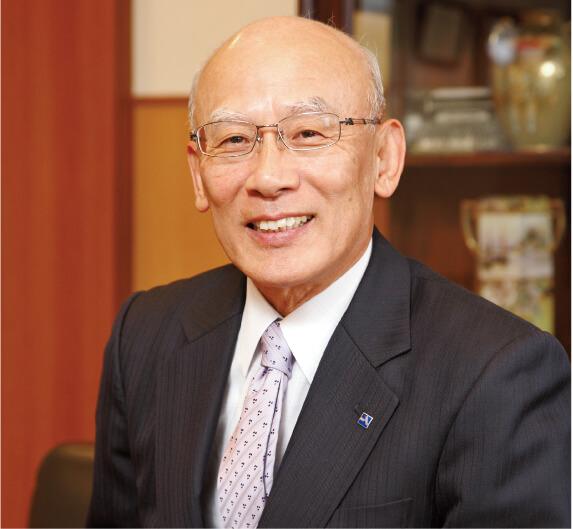 オートゲートを開発したグループのリーダー、立崎裕康さん。現在は営業の第一線で活躍