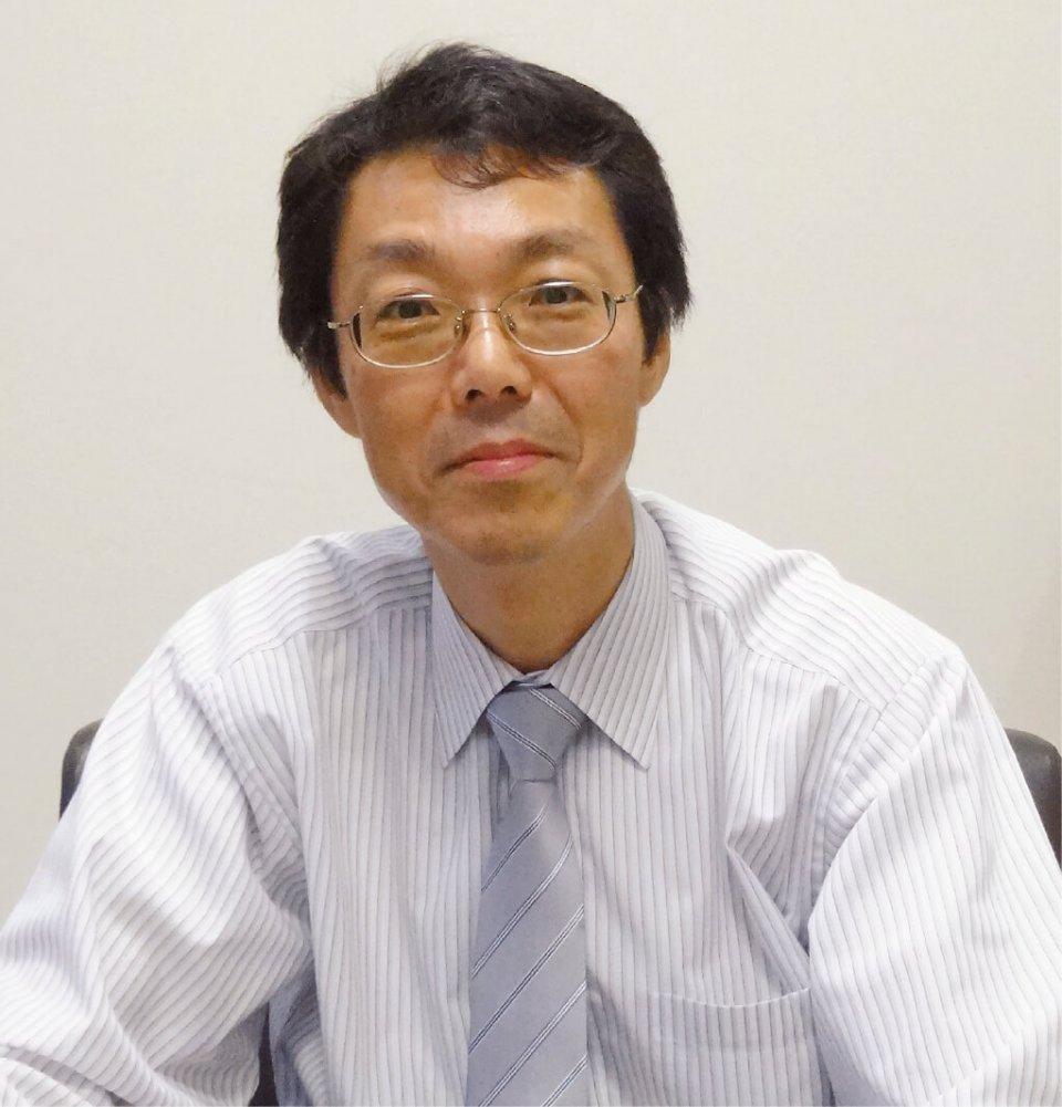 代表取締役社長の星野恭亮さん。現在は札幌商工会議所副会頭を務める