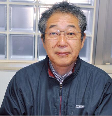 「今後は西と東の連携を強化していきたいです」と抱負を語る西舞鶴商店街事業協同組合理事長の荒川さん