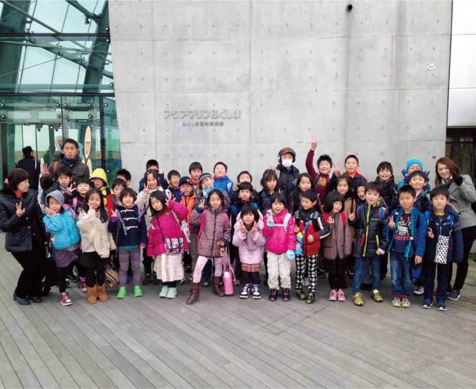 「子どもの教育に力を入れたい」という思いも強い石山さんは会社設立前から学童保育クラブを運営。平成24年にはNPO法人を設立した