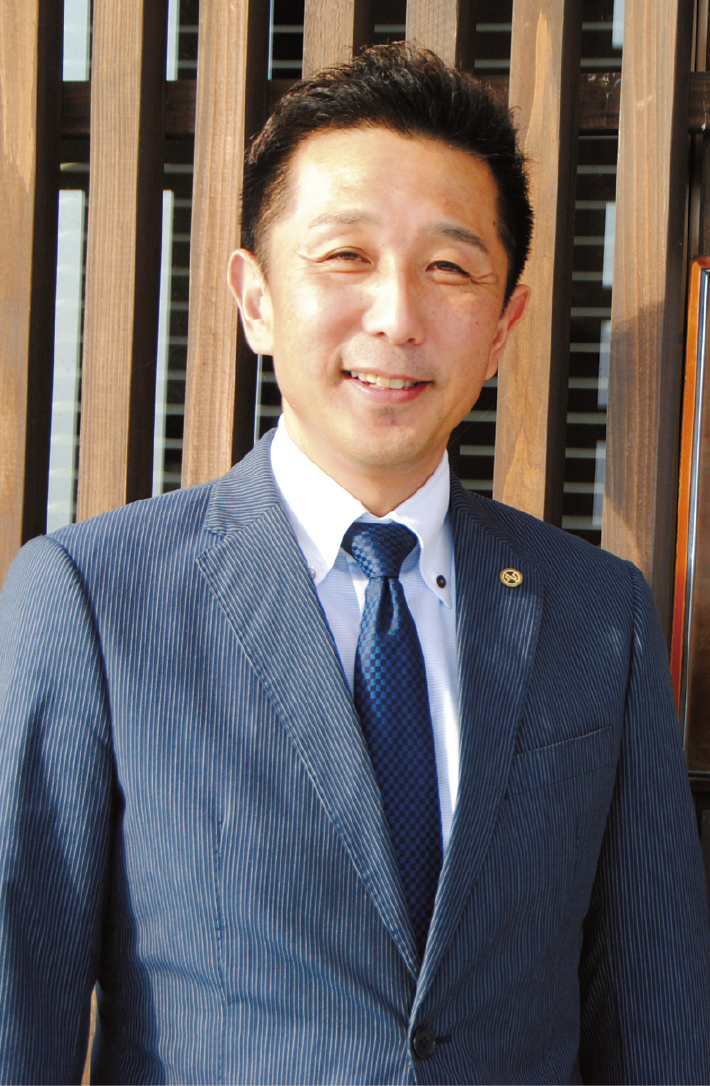「『ゆずここ』はアジア地域でも人気。弊社のタイ工場で製造したものは『ゆずふる』という名前で広く流通しています」と語る高橋努武さん