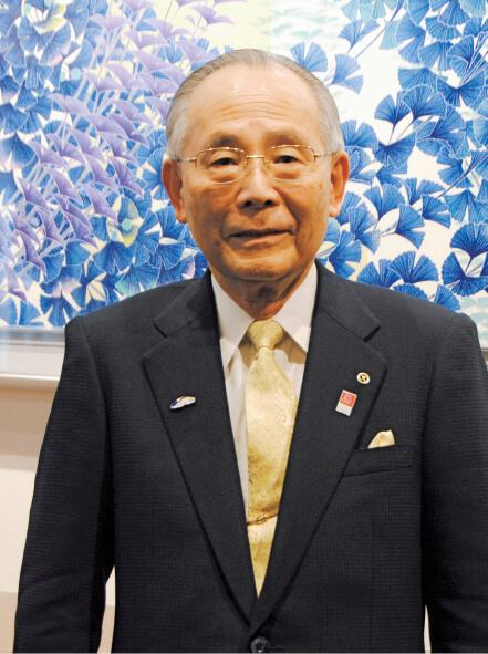 「石川県は縦に長いので、金沢から能登へ、金沢から加賀温泉へと回遊するしくみもつくっていきたい」と語る深山彬会頭