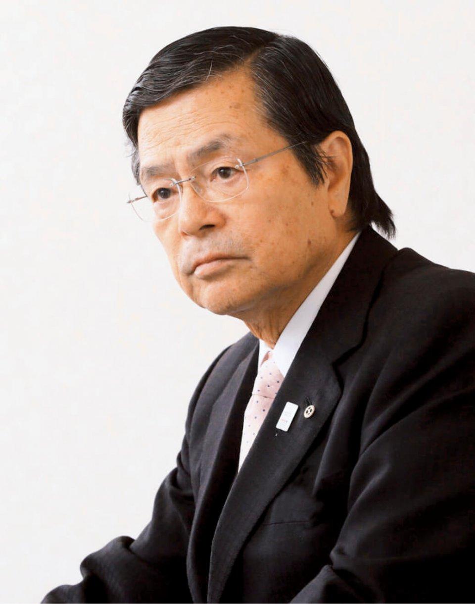 鎌田 宏(かまた・ひろし) 昭和16年4月11日生まれ、仙台市出身。40年慶應義塾大学法学部を卒業後、株式会社七十七銀行に入行。専務取締役、取締役副頭取を経て、平成17年に取締役頭取に就任。現職は取締役会長。22年、仙台商工会議所の第24代会頭に就任