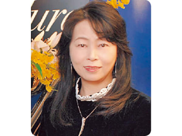 ブリリアントアソシエイツ株式会社 代表取締役 福嶋 登美子