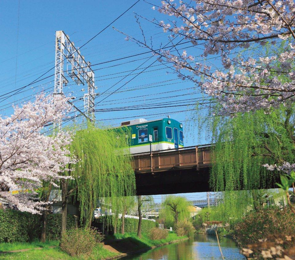 京阪電気鉄道京阪本線 写真提供:松本 洋一
