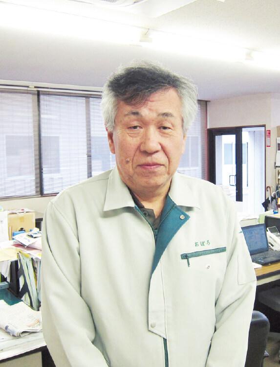 「タオルは直接肌に触れるものだけに、製品の安全性が問われる。円安により日本製タオルの生産量が増えているこれからがチャンス」と加藤勘次さんは語る