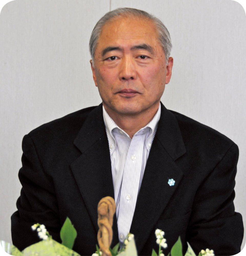 株式会社日園(にちえん) 相談役 片岡 道夫さん