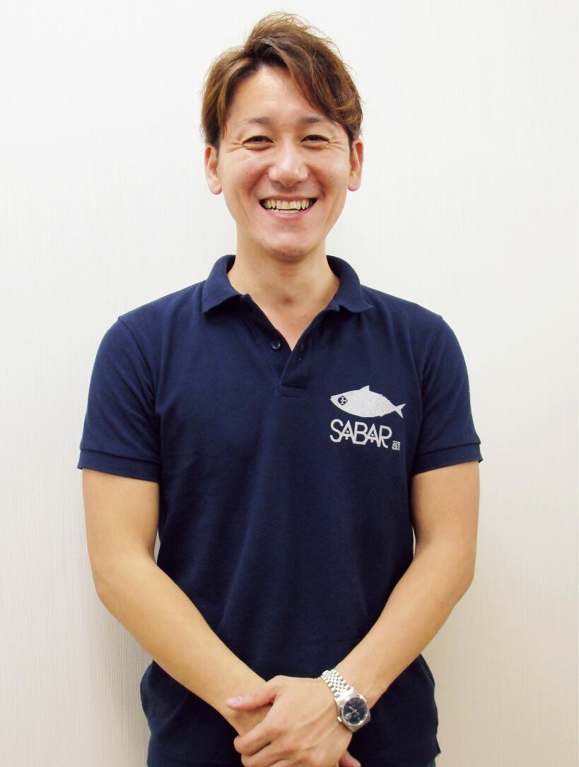 右田孝宣代表取締役は青森県八戸産八戸前沖サバの中でも脂質含量が21%以上もあるトロサバに惚れ込み19年に鯖やを設立、26年サバ料理専門店SABARを立ち上げた
