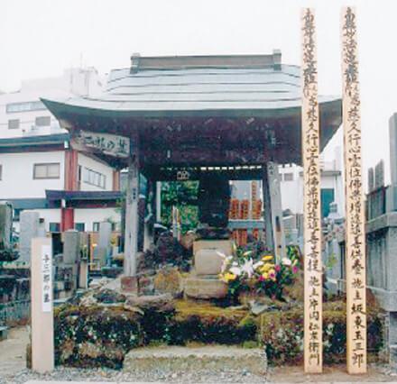 市内の光明寺には、木更津を舞台にした歌舞伎「与話情浮名横櫛(よわなさけ うきなの よこぐし)」の主人公「与三郎」のお墓があるを除くと全国1位の生産量を誇る