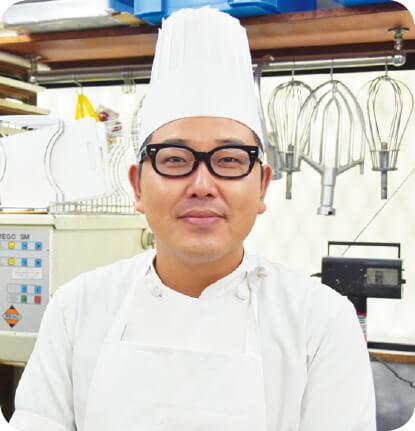 有限会社つくし野マロン 代表 工藤 謙太さん
