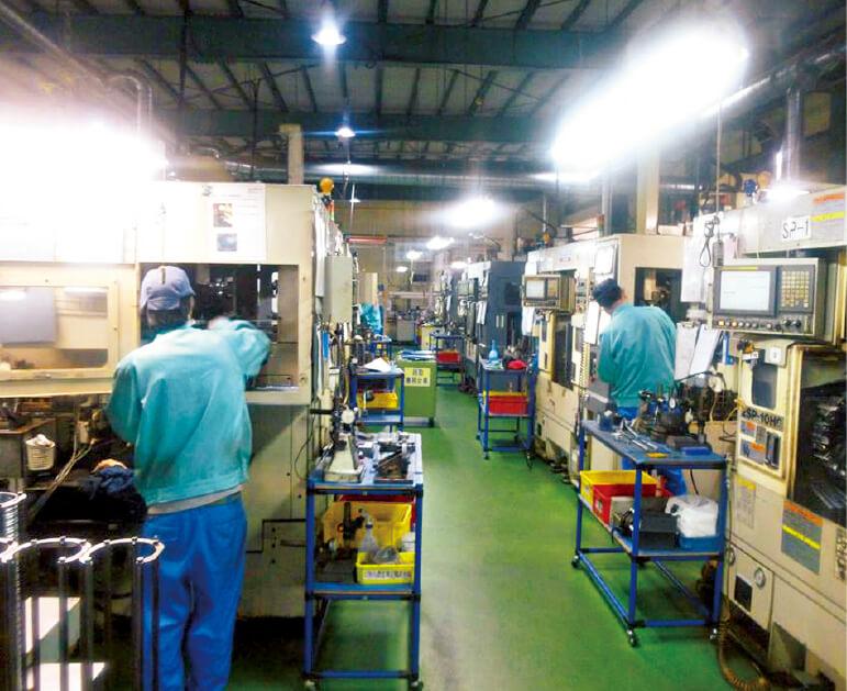 各種勉強会や「ヤマギシテクニカルセンター」での授業により、社員の技術力は大幅に向上した