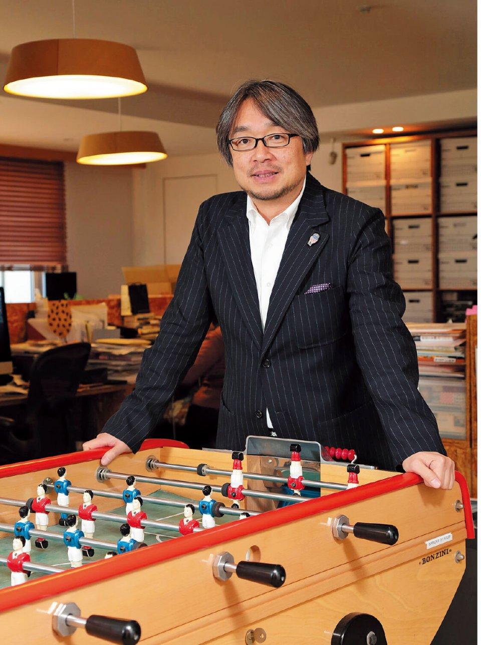 いくつもの事業を成功に導いてきた小山さん。その企画の根底にあるのはとてもシンプルな思いだ