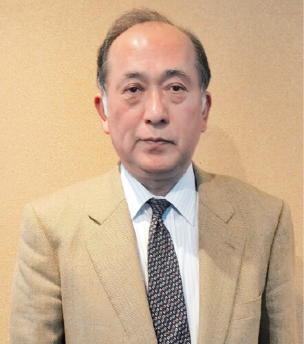 振興組合理事長の長島俊夫さんは都市型商店街の在り方を模索している