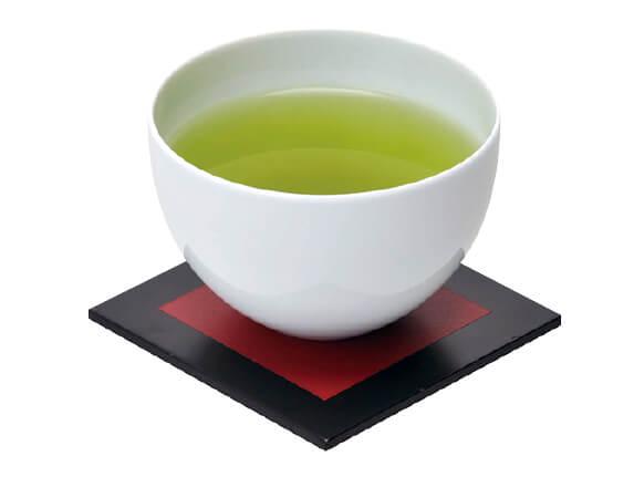 自然の甘みが感じられる掛川茶
