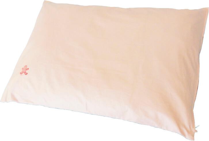 枕本体のサイズは縦43×横63㎝。