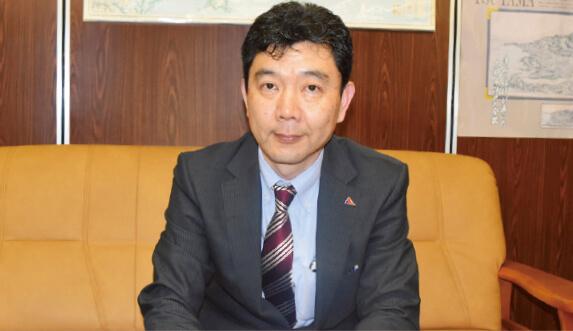 つやま産業支援センターの小坂幸彦統括マネージャー
