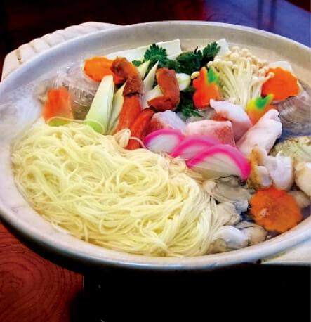 40年以上にわたって日本航空国際線の機内食にも採用された