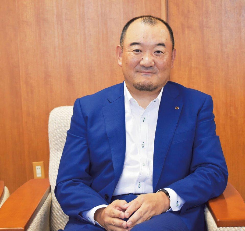 釧路商工会議所会頭 栗林 定正氏
