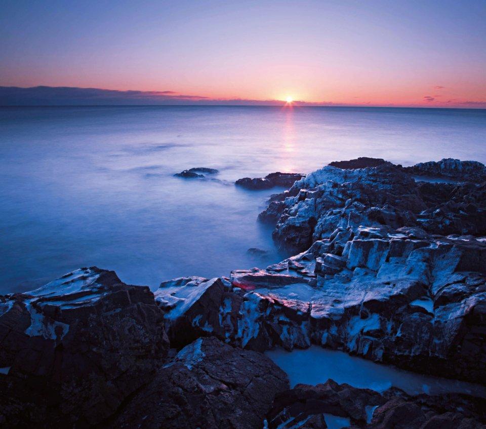 花咲岬 写真提供:根室市観光協会