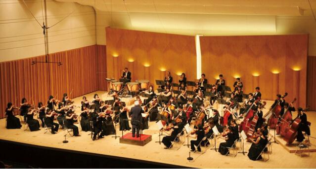 小牧を本拠とするプロオーケストラ「中部フィルハーモニー交響楽団」