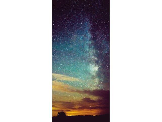 屈指の星空スポットとして人気の「満天の星の丘」